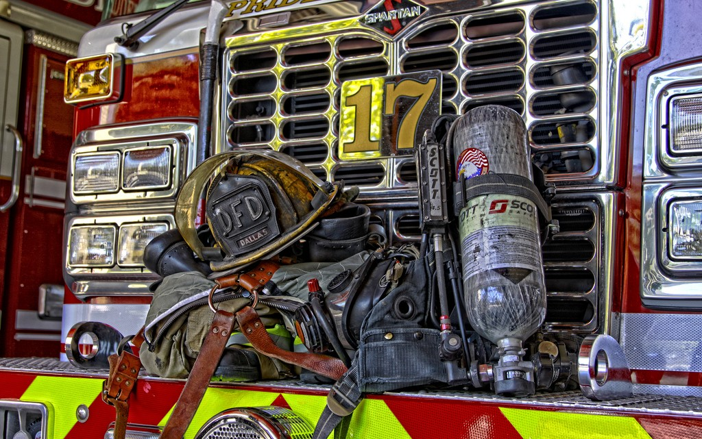 fire rescue gear