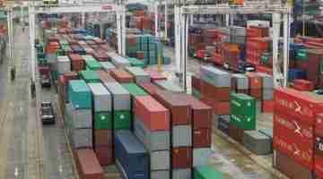 haiti container port