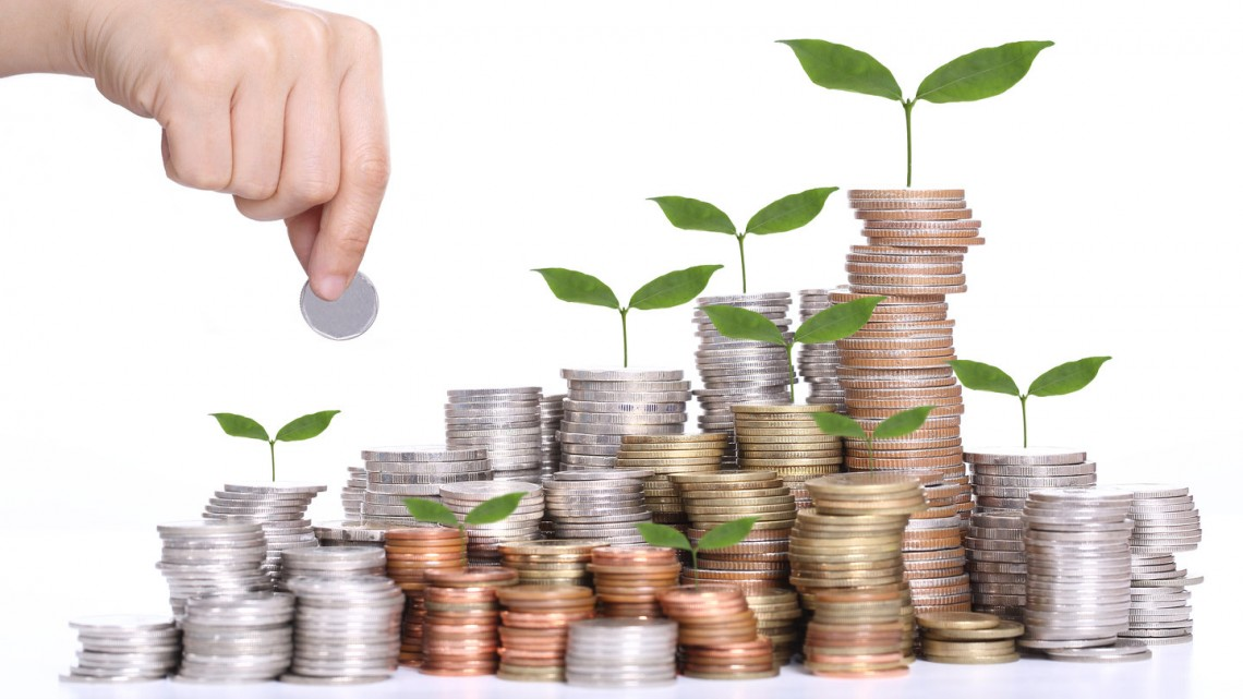 Deposit your budget for investment in the future