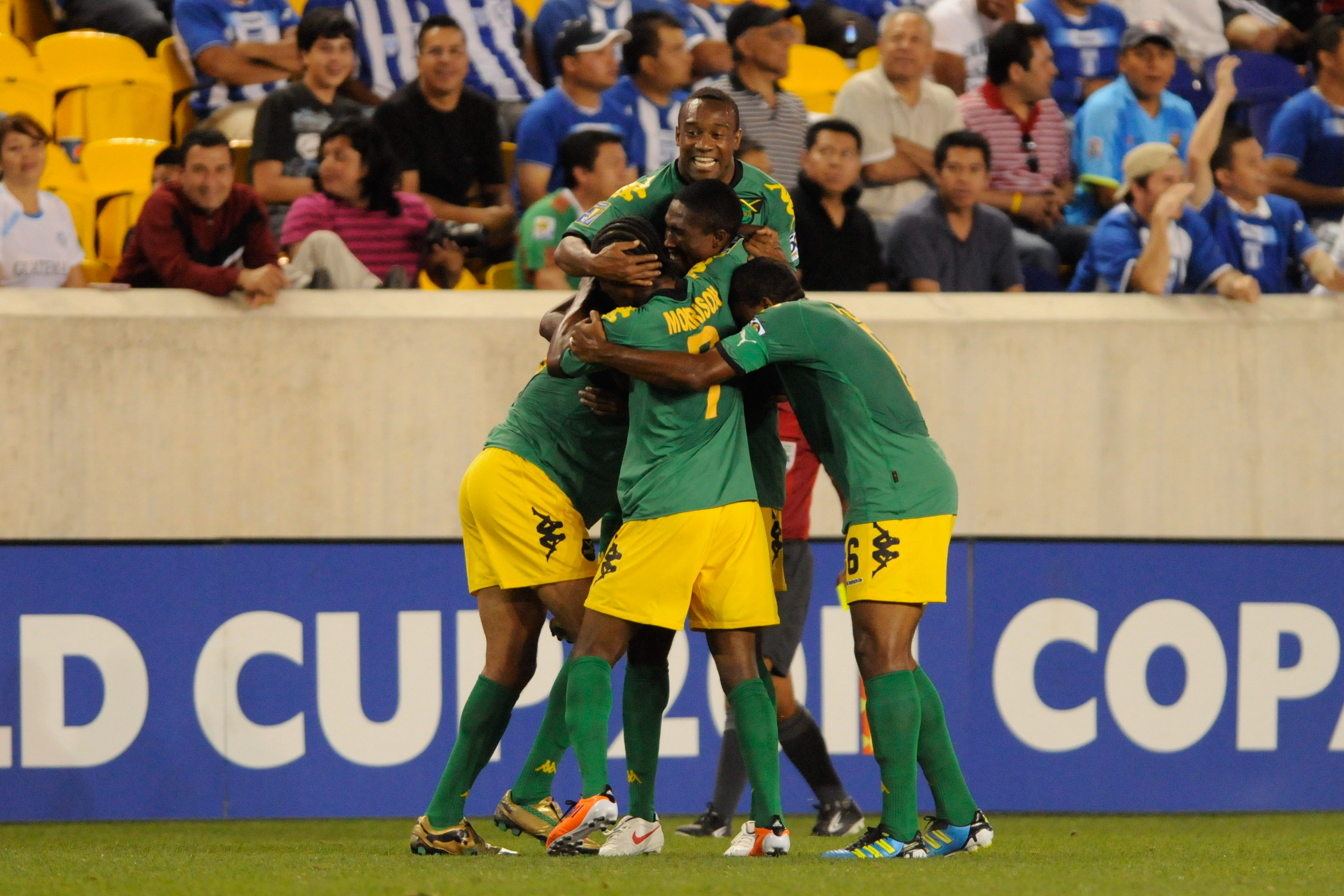 Jamaica Beats Haiti 1 0 Will Play Us In Gold Cup