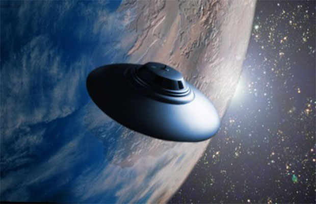 ufo outer space spaceship