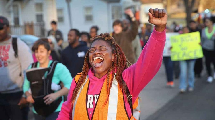 'Justice'-march-arrives-in-N.-Carolina
