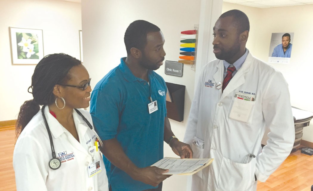 Clinic-welcomes-28-FAU-medical-residents-to-its-staff