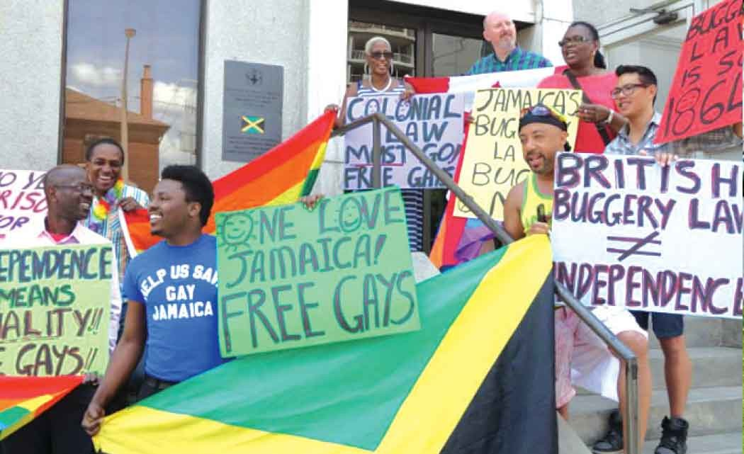 LGBT-Jamaicans-holding-first-gay-pride-celebration-on-island