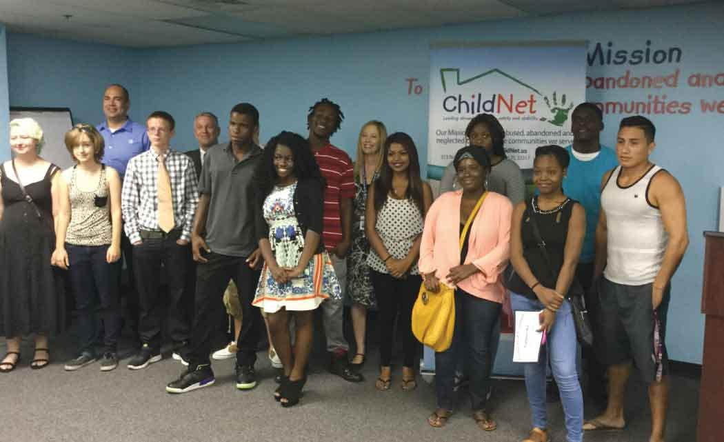 Local-agencies-honor-success-of-foster-kids-High-school-graduates-receive-laptops,-gift-cards