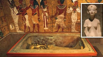 Queen-Nefertiti-is-buried-by-King-Tut-