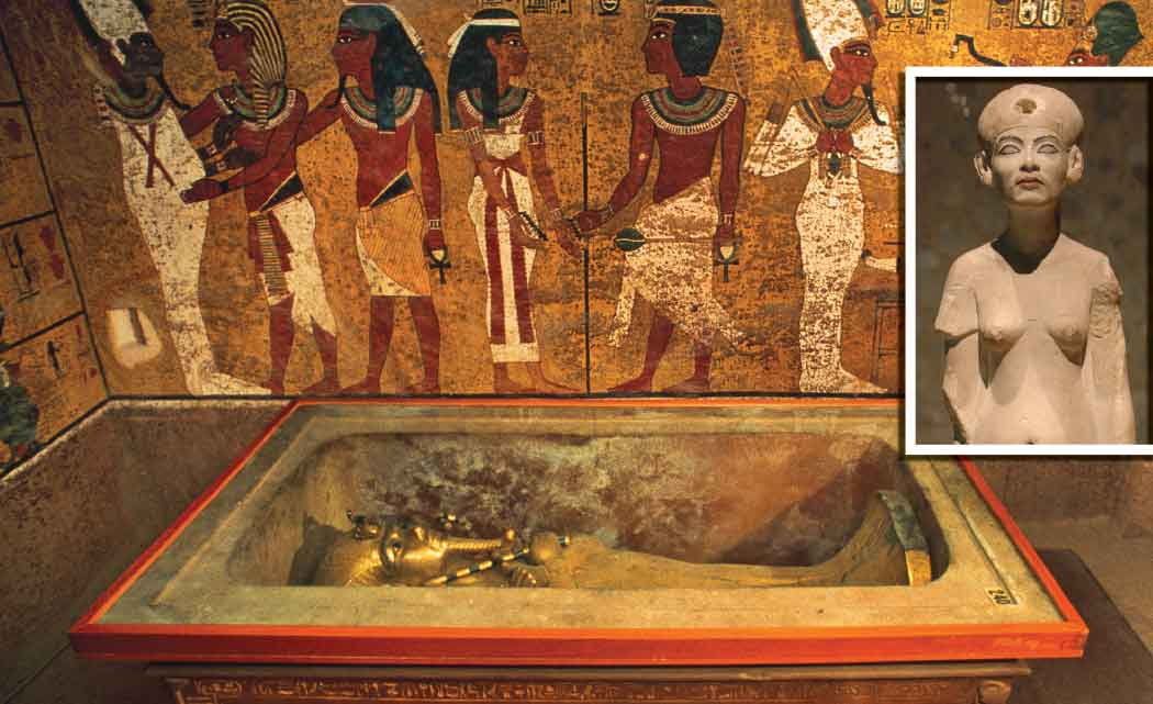 The Curse Of King Tuts Tomb Torrent: Queen Nefertiti Is Buried By King Tut?