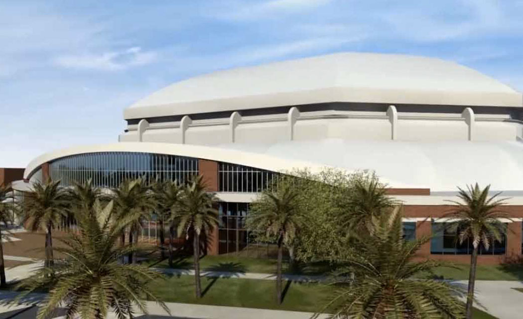 O Connell Center Renovations : Florida announces new plans for m renovation to o