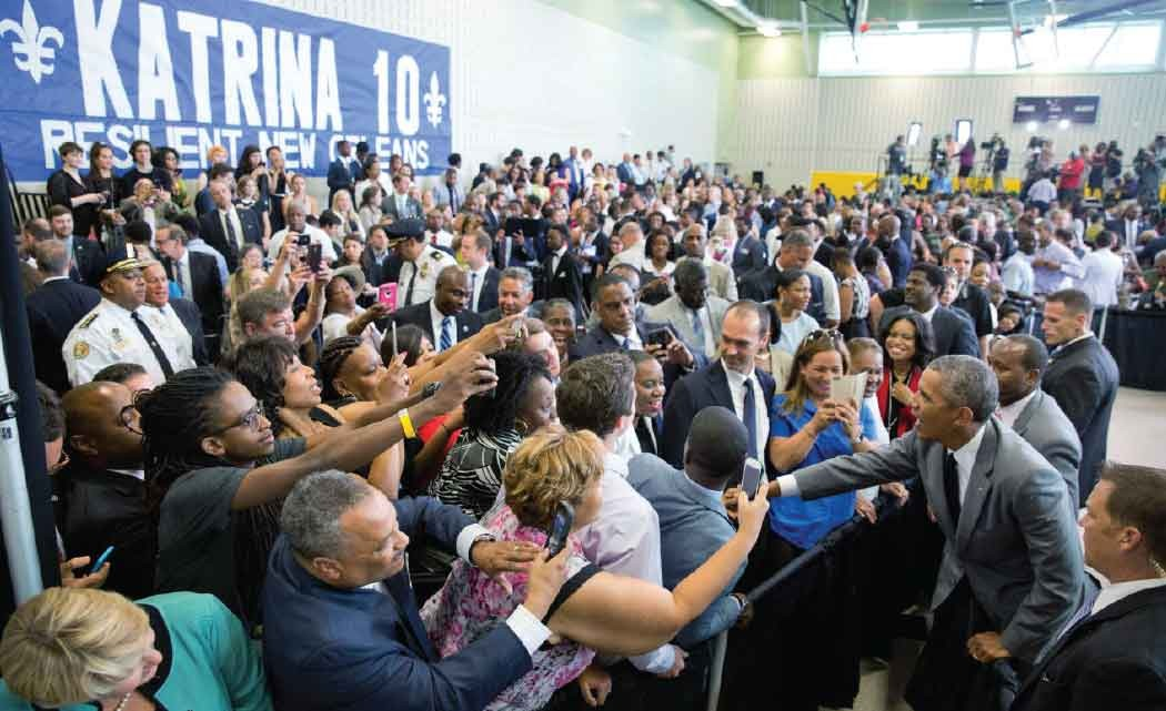 Obama-says-New-Orleans-is-'moving-forward'-after-hurricane-