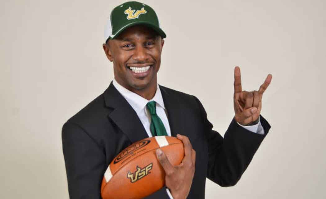 USF-football-coach--declares-Tampa's--Ybor-City-off-limits