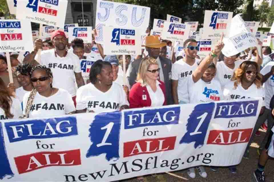 Confederate Flag Protests