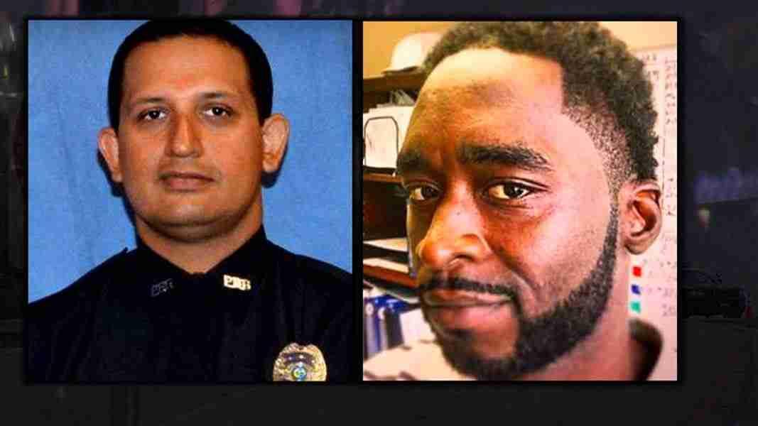 Corey Jones & Police Officer