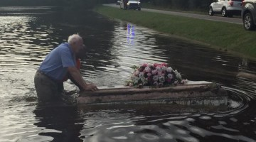 Flooded Casket