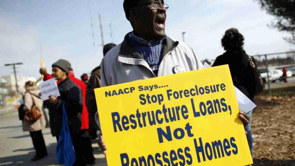 Foreclosure Protest