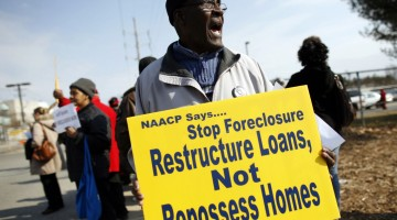 Foreclosure Protest