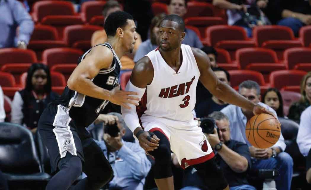Heat-win-first-preseason-game,-beat-Spurs-97-94,-but-loses-to-Orlando