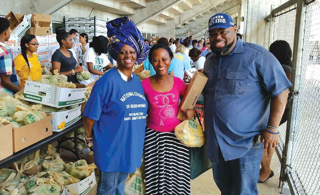MDC-Meek-Center-hosts-food-distribution