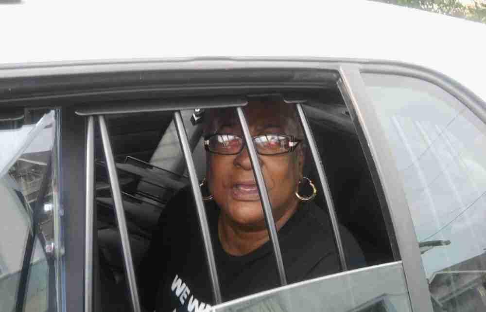 Black Woman Arrested