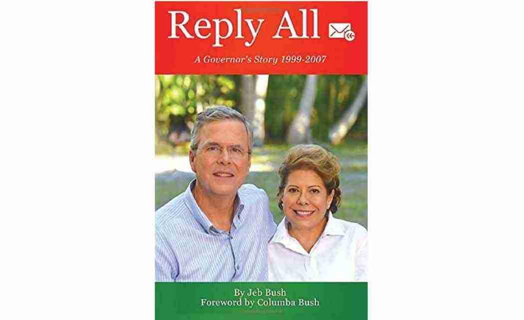 Bush-e-book-details--his-days-as-govenor
