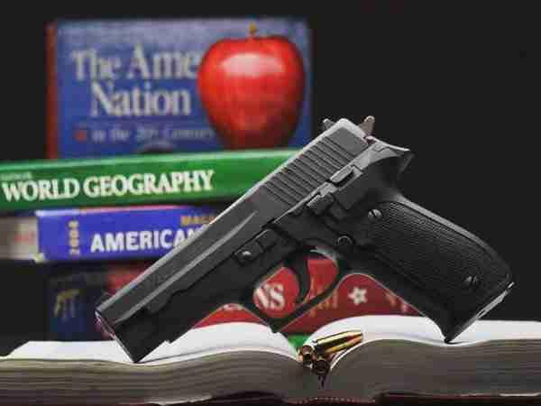 Guns On Campus