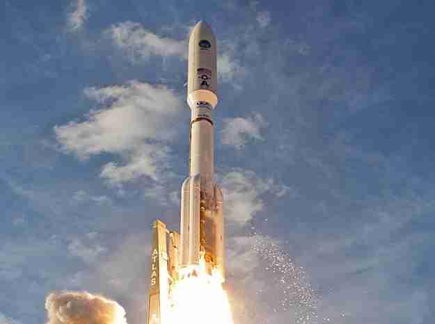 Atlas Rocket