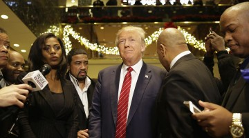 Donald Trump and Black Pastors