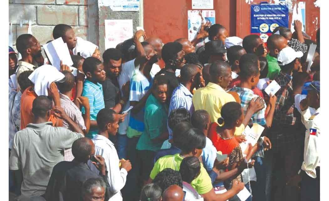 Haiti-Electoral-Impasse-