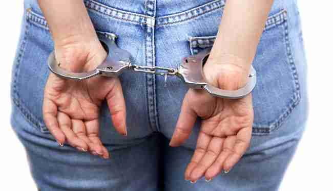 Handcuffs female