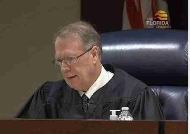 Judge George Reynolds