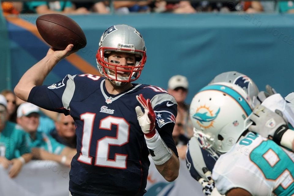 Patriots vs Dolphins