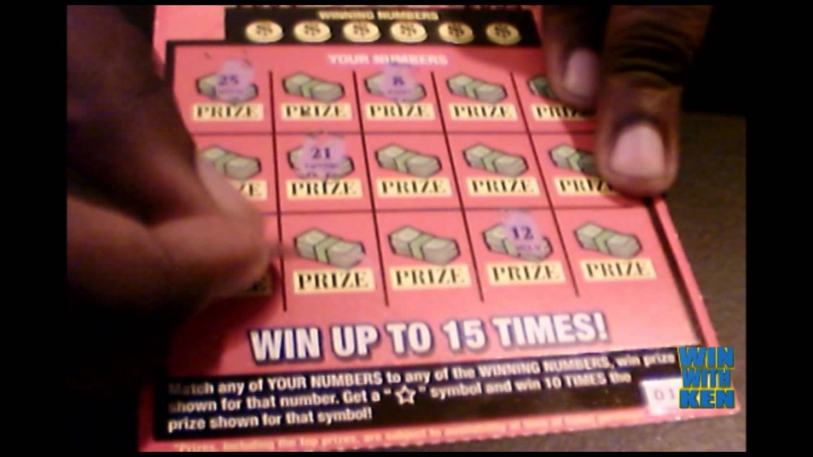 Scratch Off Ticket