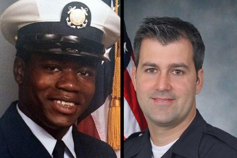 Walter Scott and Michael Slager