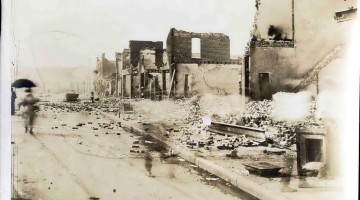 Black Wall Street Destroyed