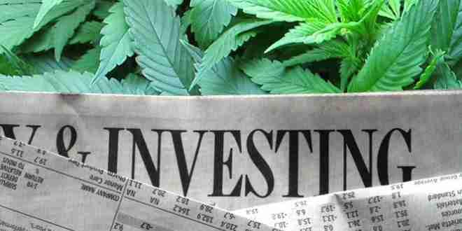Marijuna-Investment