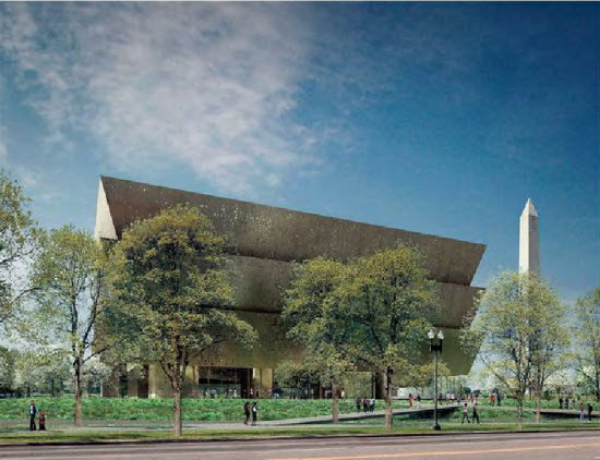 New Smithsonian Museum offers rich black history
