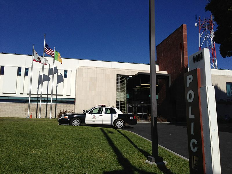 LAPD_Rampart_Community_Police_Station