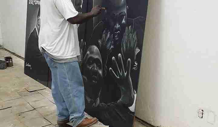 Addonis Mural