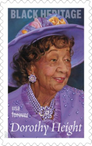 1B-Dorothy Height Postal Stamp