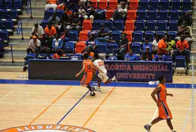 8A-FMU Men's Basketball