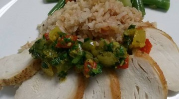8C-Chimichurri Chicken