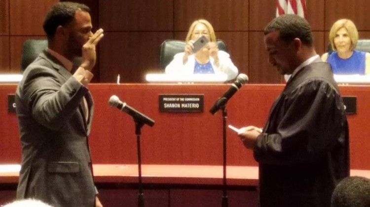 1B-Neering Sworn In
