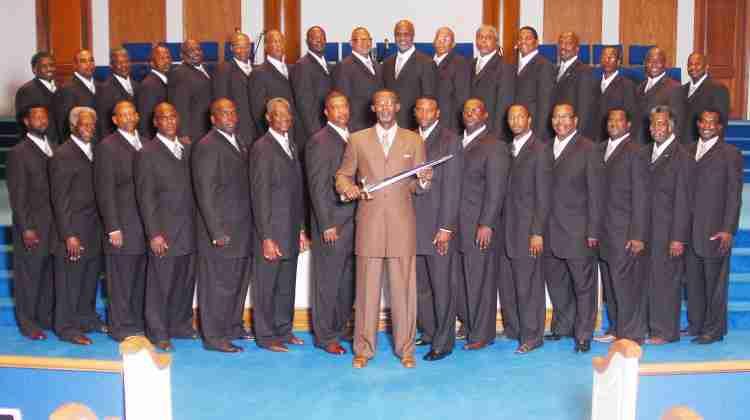 4B-Koinonia Worship Center Mass Choir _ Male Choir