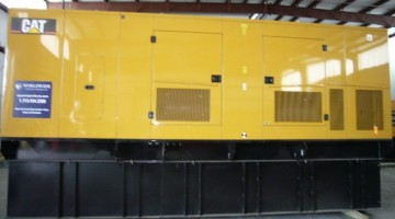 Enclosed_Caterpillar_C15_Generator_Set