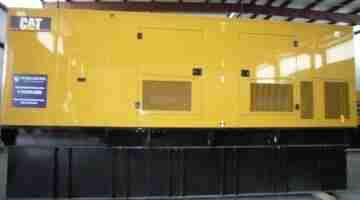 Enclosed_Caterpillar_C15_Generator_Set