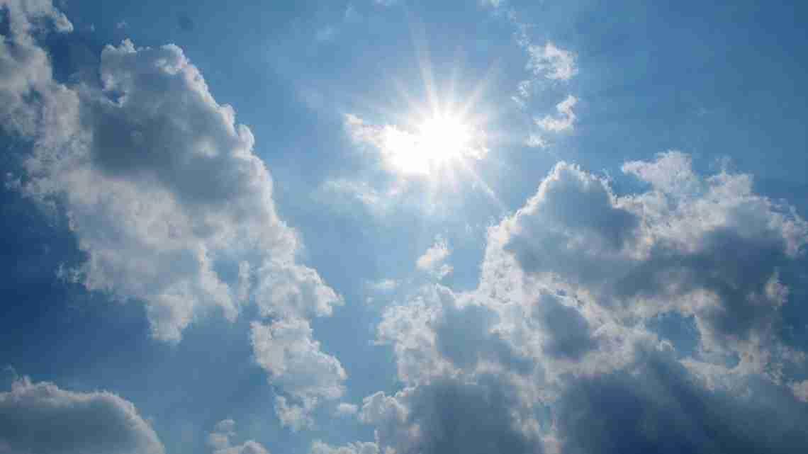 Sun-in-the-sky