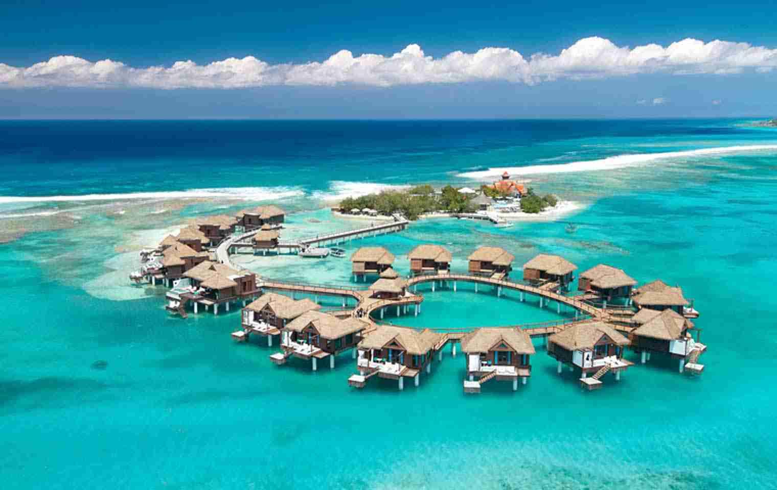 Marriott Beach Resorts Caribbean