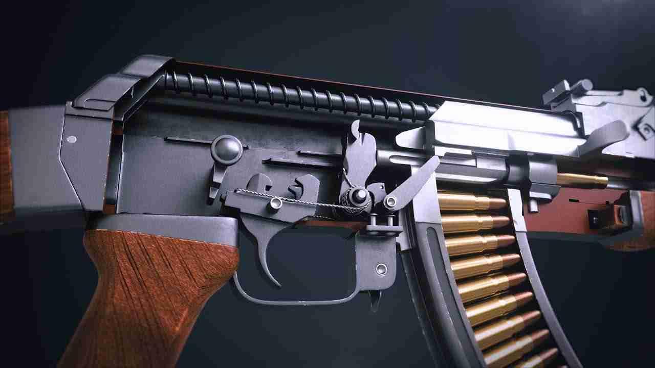 Manufacturer of Russian AK-47 assault rifles received tax