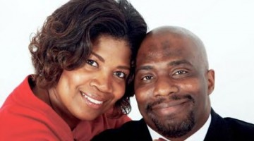 Rev. Maria Mallory White and Rev. John F. White