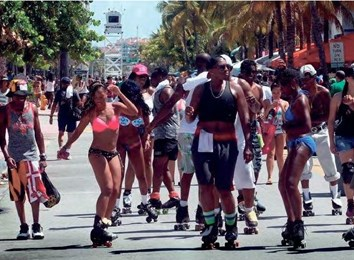 Miami Beach police cracks down on noise prior to Urban Beach Week