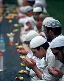 Muslim fasting month